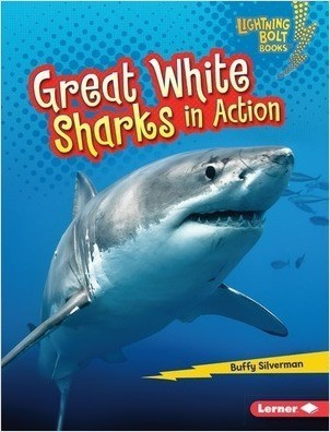 Cover: Great White Sharks in Action