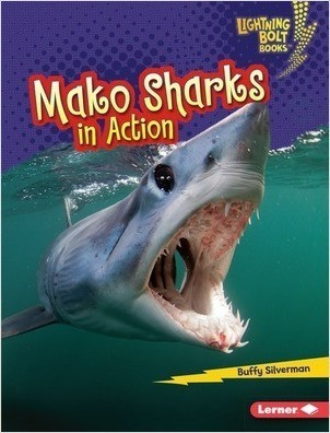 Cover: Mako Sharks in Action