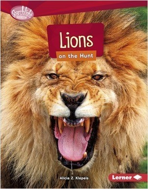 Cover: Lions on the Hunt