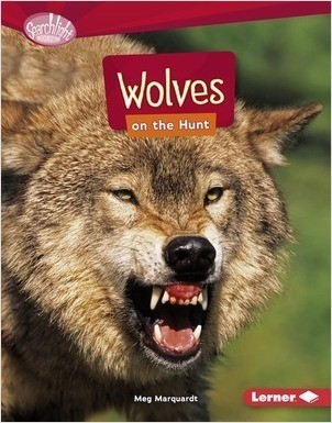 Cover: Wolves on the Hunt