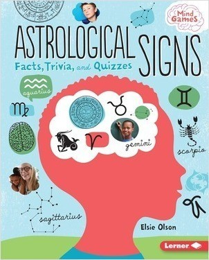 Cover: Astrological Signs: Facts, Trivia, and Quizzes