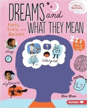 Cover: Dreams and What They Mean: Facts, Trivia, and Quizzes