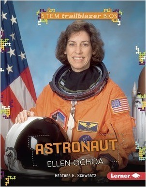 Cover: Astronaut Ellen Ochoa