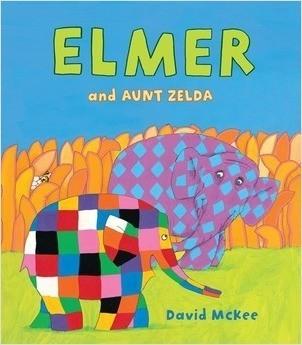 Cover: Elmer and Aunt Zelda