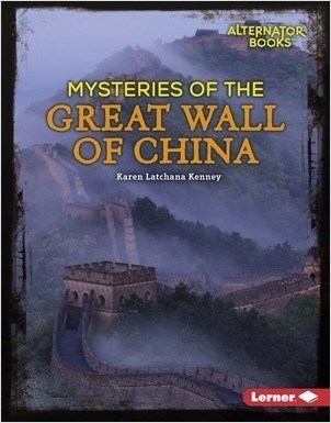 Cover: Mysteries of the Great Wall of China