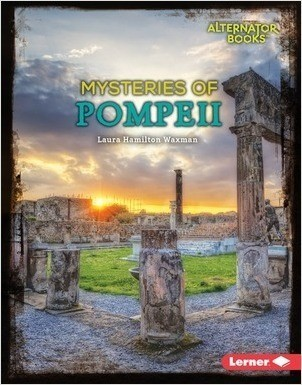 Cover: Mysteries of Pompeii