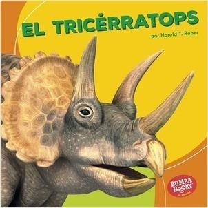 Cover: El tricérratops (Triceratops)