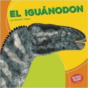 Cover: El iguánodon (Iguanodon)
