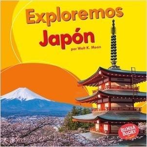 Cover: Exploremos Japón (Let's Explore Japan)