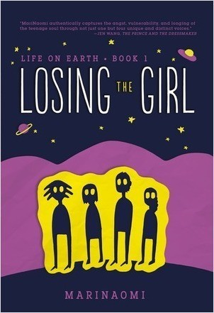 Cover: Losing the Girl: Book 1