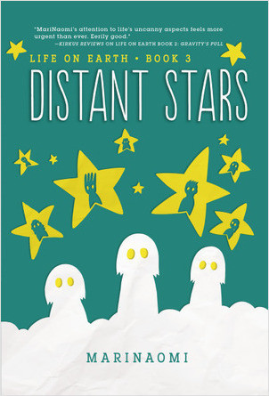 Cover: Distant Stars: Book 3