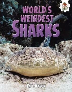 Cover: World's Weirdest Sharks