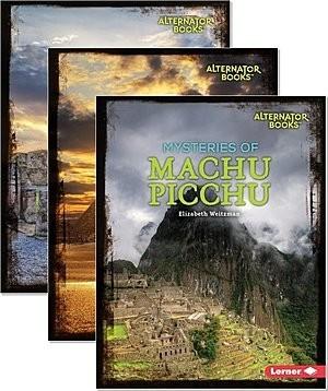 Cover: Ancient Mysteries (Alternator Books ™) — Hardcover Set