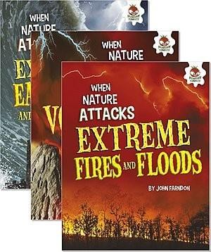 Cover: When Nature Attacks — eBook Set