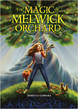 Cover: The Magic of Melwick Orchard