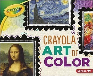 Cover: Crayola ® Art of Color