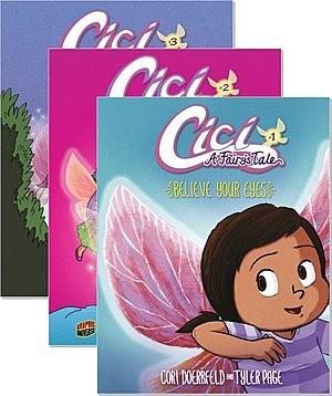 Cover: Cici: A Fairy's Tale — Audisee®—Fluent Set