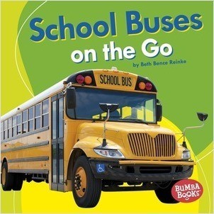 Cover: School Buses on the Go