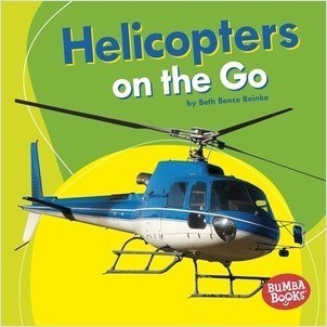 Cover: Helicopters on the Go