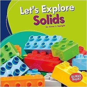 Cover: Let's Explore Solids