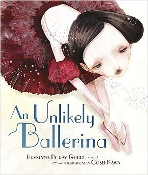 Cover: An Unlikely Ballerina