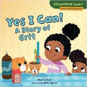 Cover: Yes I Can!: A Story of Grit