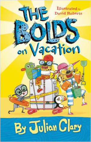 Cover: The Bolds on Vacation