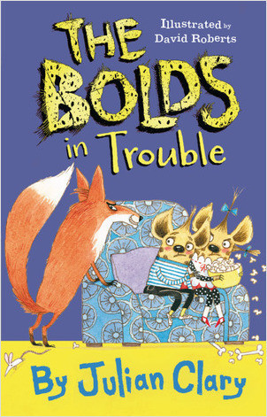 Cover: The Bolds in Trouble