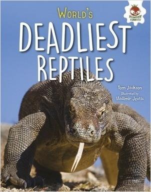 Cover: World's Deadliest Reptiles