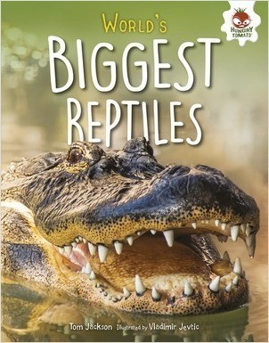 Cover: World's Biggest Reptiles