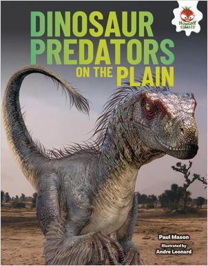 Cover: Dinosaur Predators on the Plain
