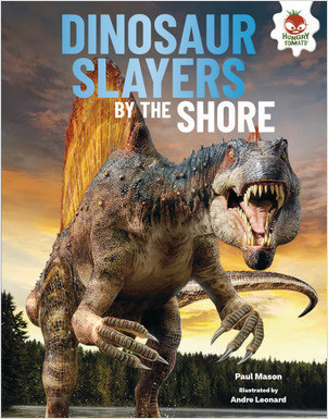Cover: Dinosaur Slayers by the Shore