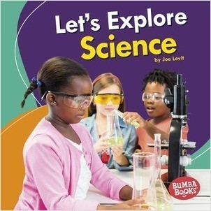 Cover: Bumba Books ® — A First Look at STEM — Library Bound Set