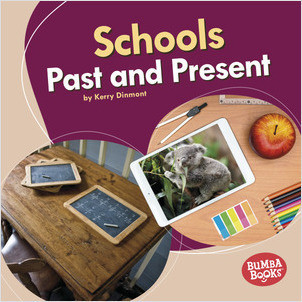 Cover: Bumba Books ® — Past and Present — Library Bound Set