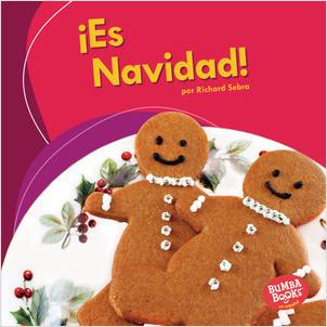 Cover: ¡Es Navidad! (It's Christmas!)