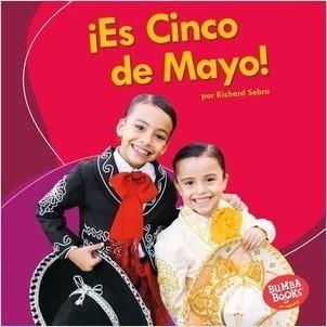 Cover: ¡Es Cinco de Mayo! (It's Cinco de Mayo!)