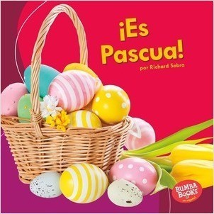Cover: ¡Es Pascua! (It's Easter!)