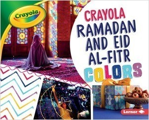 Cover: Crayola ® Ramadan and Eid al-Fitr Colors