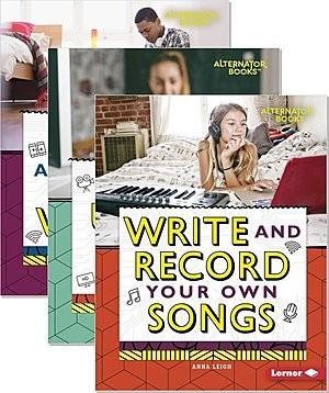 Cover: Digital Makers (Alternator Books ™) — Hardcover Set