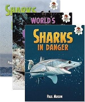 Cover: Wild World of Sharks — Hardcover Set