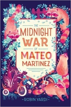 Cover: The Midnight War of Mateo Martinez