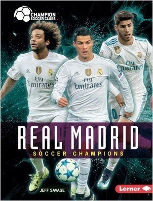 Cover: Champion Soccer Clubs — Library Bound Set