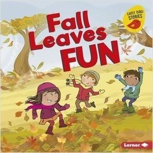Cover: Fall Leaves Fun