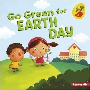 Cover: Go Green for Earth Day