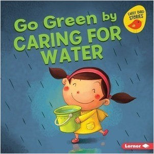 Cover: Go Green by Caring for Water