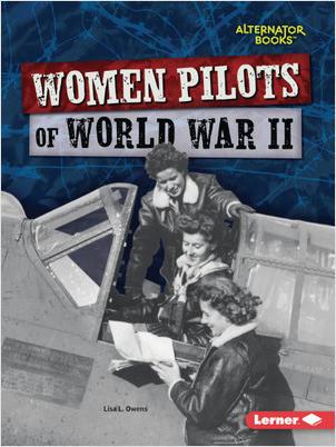 Cover: Women Pilots of World War II