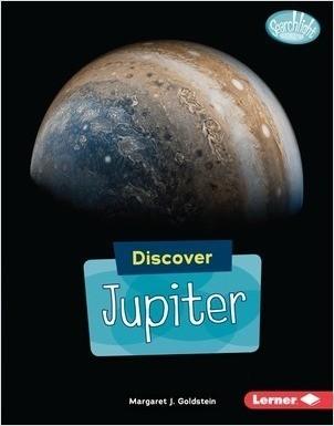 Cover: Discover Jupiter