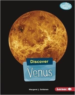 Cover: Discover Venus