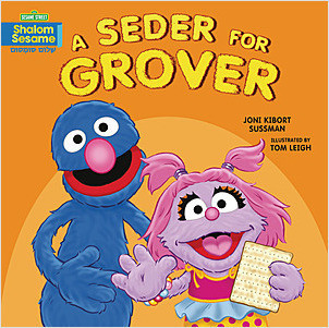 Cover: A Seder for Grover
