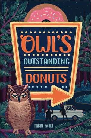 Cover: Owl's Outstanding Donuts